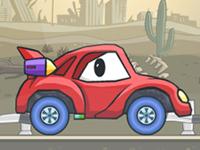 لعبة السيارات الجائعة الجديدة 2013