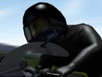 لعبة سباق دراجات تي تي النارية