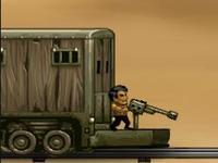 لعبة الدفاع عن القطار