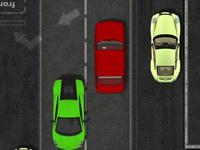 لعبة تحدي سباق السيارات