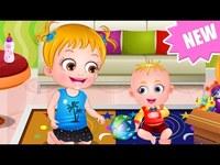 لعبة رعاية الطفل