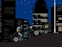 لعبة باتمان وتحدي الزمن