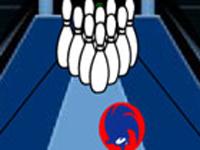 لعبة سونيك السريع ولعبة البولينج