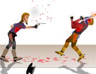 لعبة الصراع الدامي