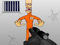 لعبة سجين الزومبي