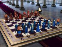 لعبة صراع الشطرنج