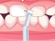 لعبة عملية جراحية للاسنان