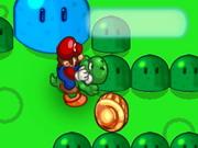 لعبة ماريو وكرات المشروم