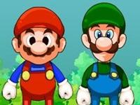 لعبة ماريو والقنبلة