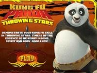 لعبة كونغ فو باندا والنجوم