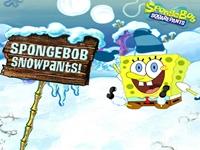 لعبة سبونج بوب ومغامرات الجليد