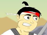 لعبة بطل الساموراي