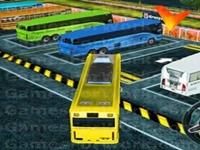 لعبة باركينج الباص