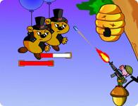 لعبة الدفاع عن العسل