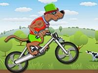 لعبة سكوبي دو قائد الدراجة