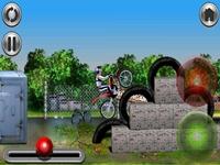 لعبة تحدي الدراجة