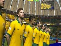 لعبة مونديال البرازيل