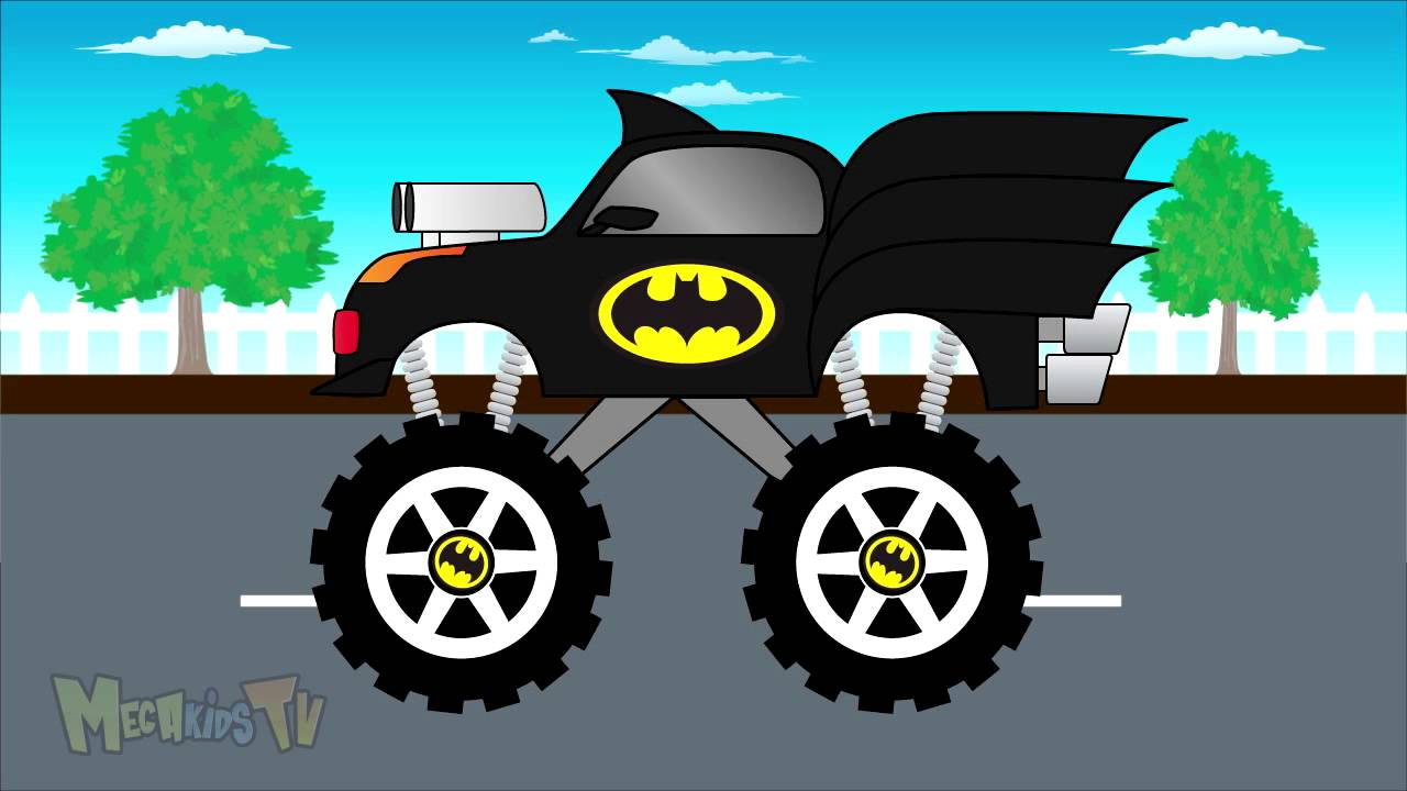لعبة شاحنة باتمان