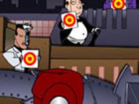 لعبة بات مان البوكس القوي
