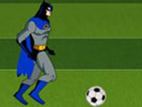 لعبة بات مان وكرة القدم