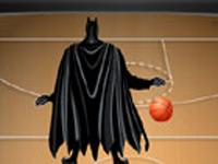 لعبة بات مان وكرة السلة